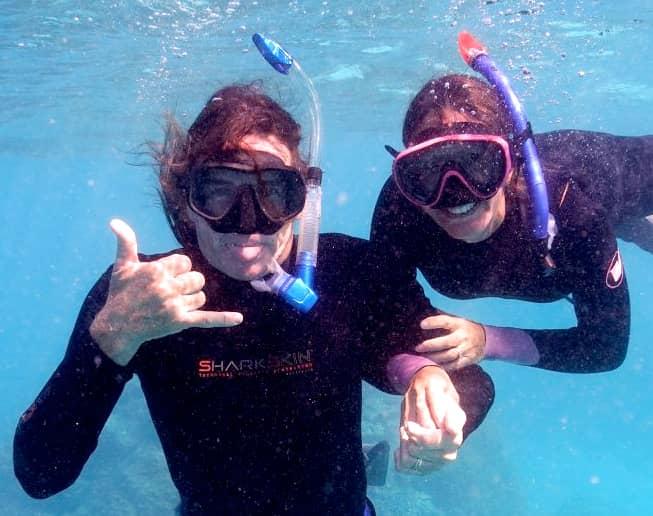 aussie marine adventures shaine and danielle middleton